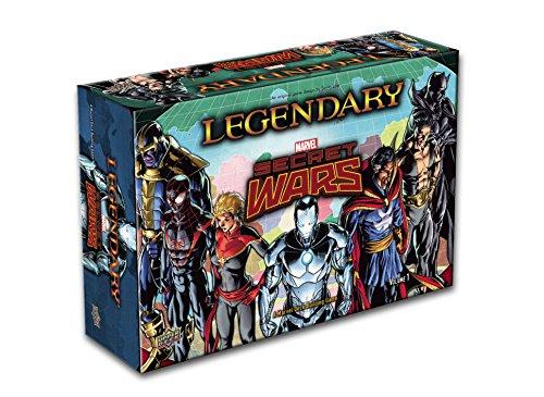 Marvel Legendary Secret Wars Volume 1 Board Game