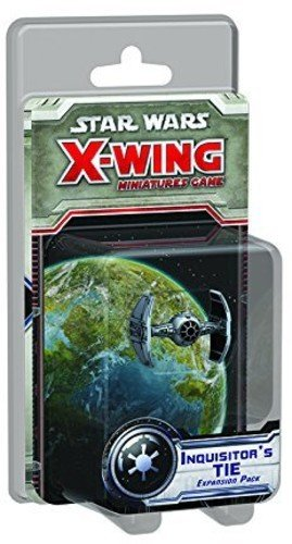 Star Wars X-Wing: Inquisitor's Tie