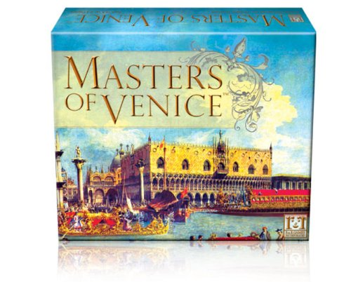 R & R Games Masters Of Venice