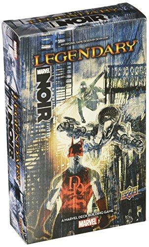 Marvel Legendary Deck Noir Expansion Building Game
