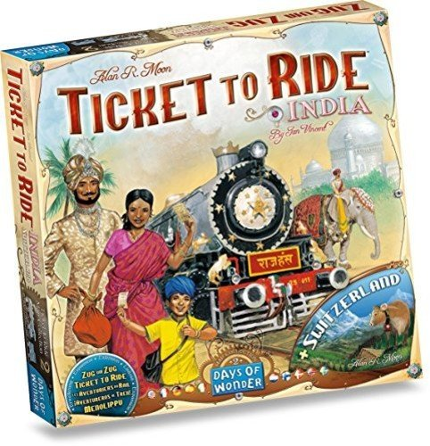Ticket To Ride: Map Collection Volume 2 - India