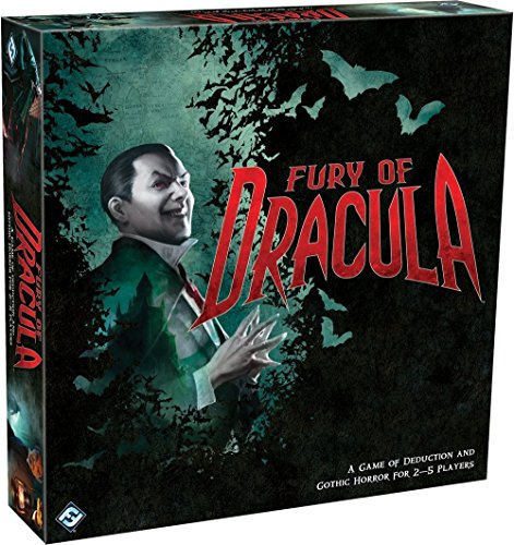 Fury of Dracula (Third and Fourth Editions)