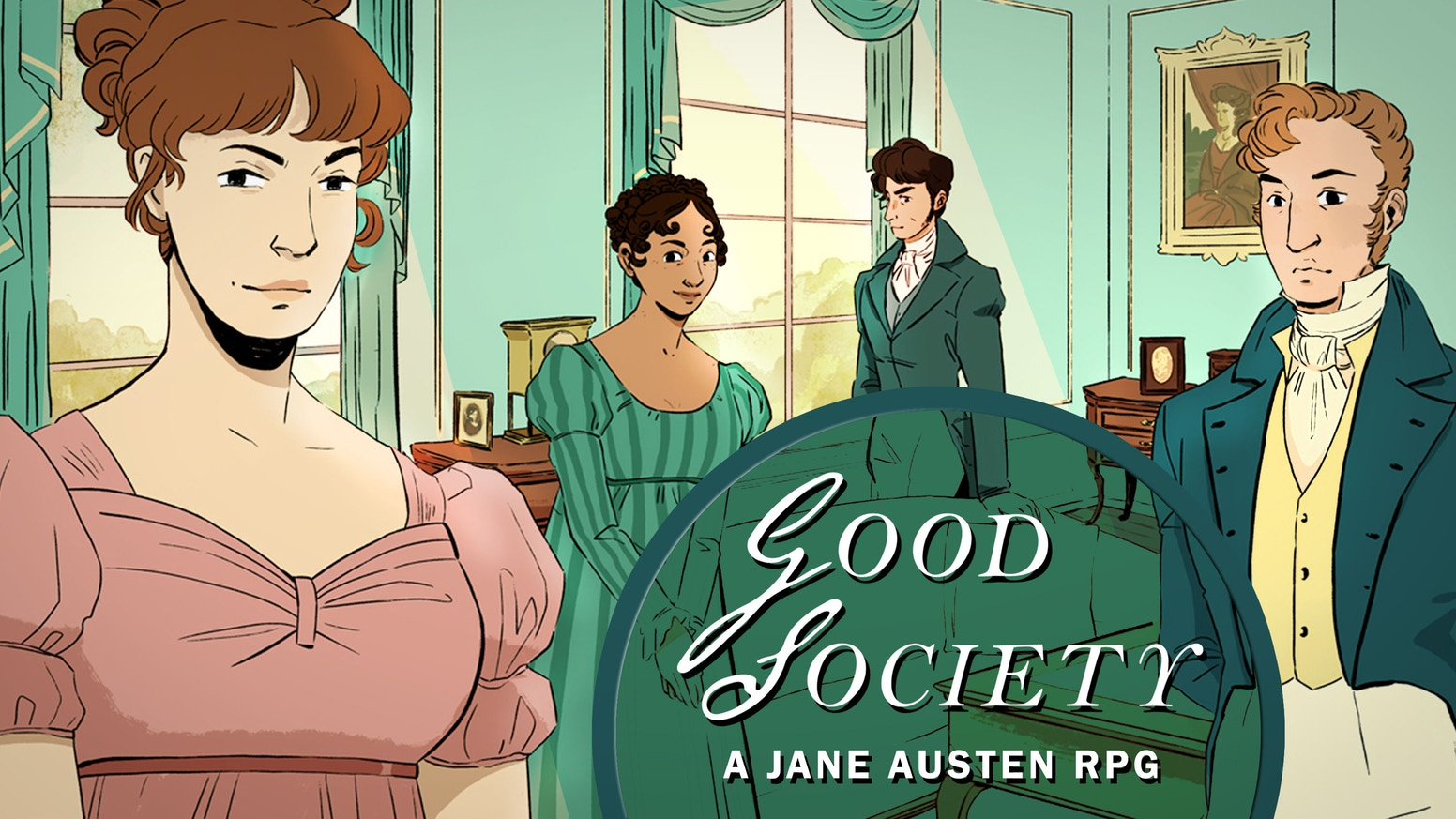 Good Society: A Jane Austen Role Playing Game