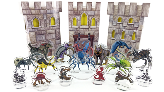 Tabletop Miniatures by Aeo