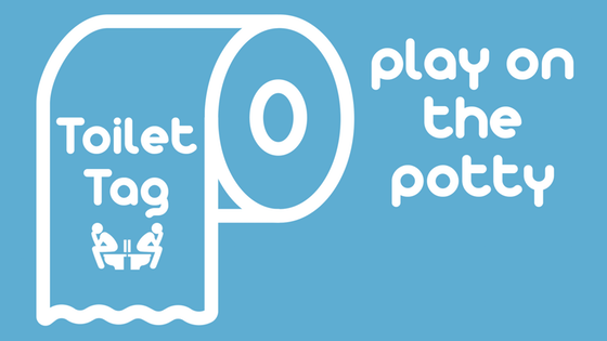 Toilet Tag: A Funner Way to Potty