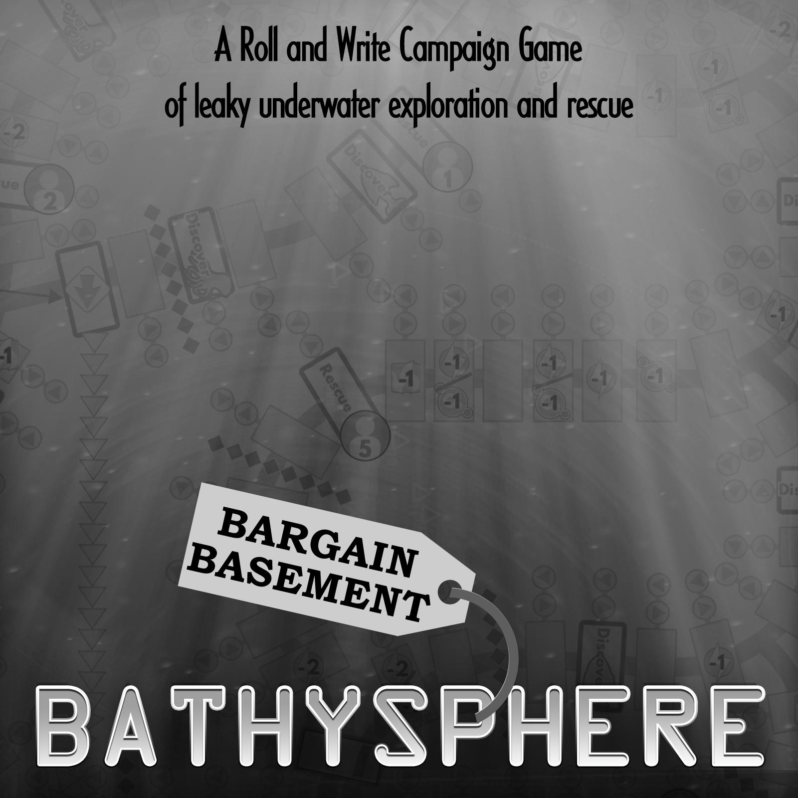Bargain Basement Bathysphere