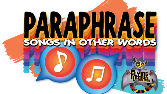 Paraphrase: Songs In Other Words