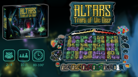 ALTARS: Traps of the Deep