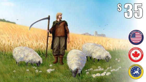 Builders of Blankenburg: Fields & Flocks