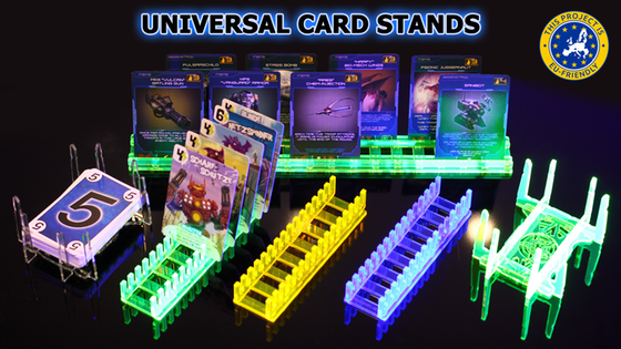 Universal Card Stands