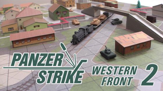 Panzer Strike: Western Front 2