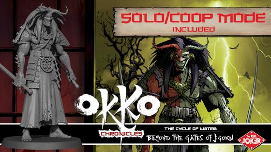 Okko Chronicles - Beyond the Gates of the Jigoku
