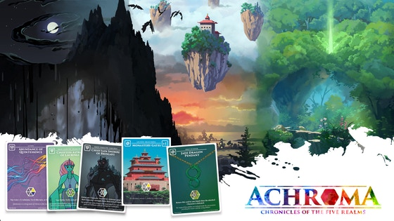 Achroma: Chronicles of the Five Realms