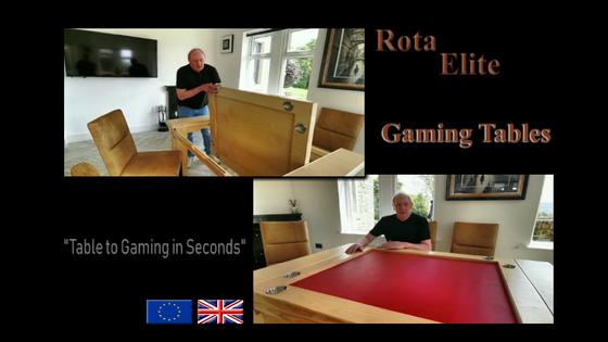 ROTA ELITE Board game tables