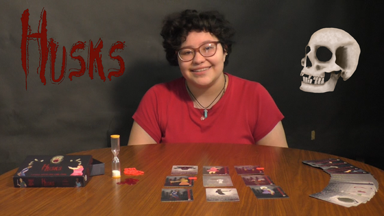 Husks A Zombie Card Game