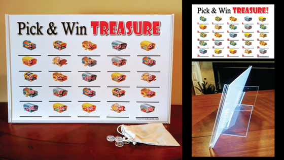 Pick & Win Treasure
