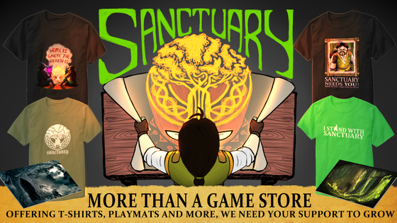 Sanctuary: Home Away From Home