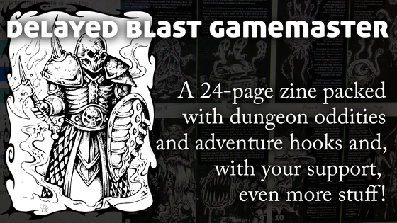 Delayed Blast Gamemaster #2