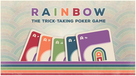 Rainbow: The Trick-Taking Poker Game