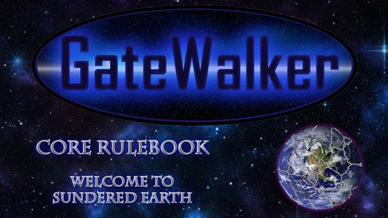 GateWalker Core Rulebook