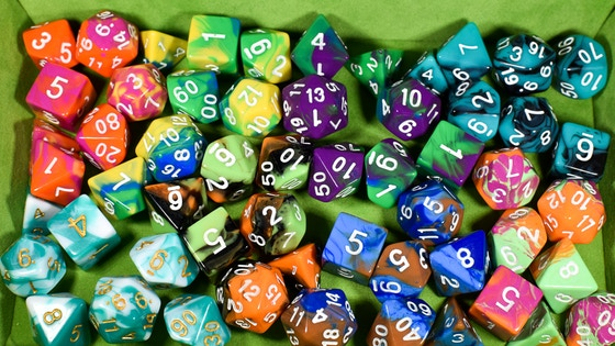 Anthology of Dice: The Beginning