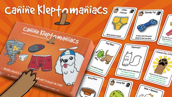 Canine Kleptomaniacs