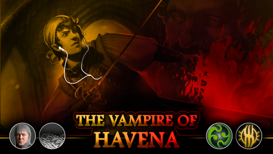 The Vampire of Havena - The Audio Adventure