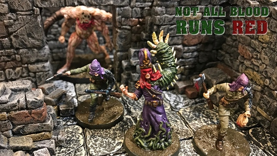 Cult of the Nameless Miniatures (28mm)