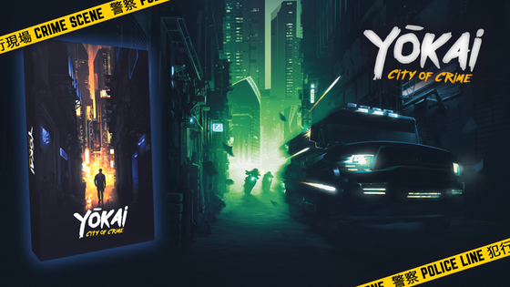 Yokai: City of Crime