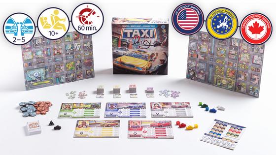 Taxi Derby