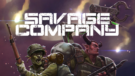 Savage Company campaign setting for the Pathfinder RPG