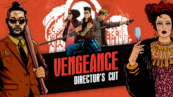 Vengeance: Director's Cut