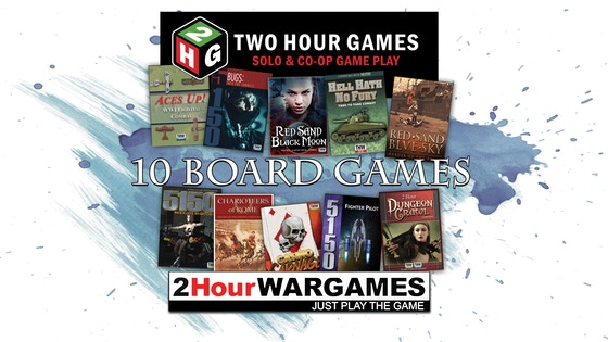 10 Fantasy, Sci-Fi, Historical & Zombie Games - Buy 1 or All