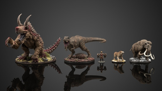 Animal Companion Miniatures by Critit.co.uk Series 2