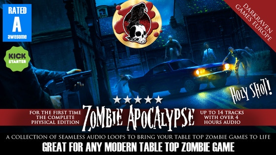Zombie Apocalypse Audio Plus FREE Cthulhu Audio