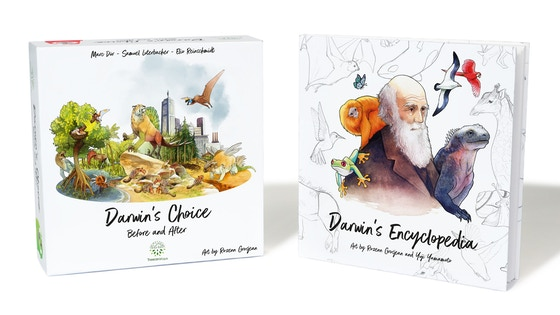 Darwin's Choice – Expansion and Encyclopedia
