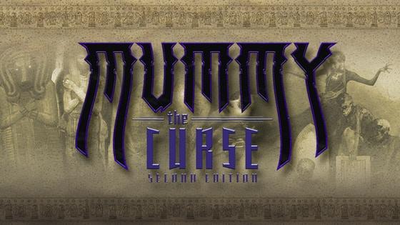 Mummy: The Curse 2nd Edition