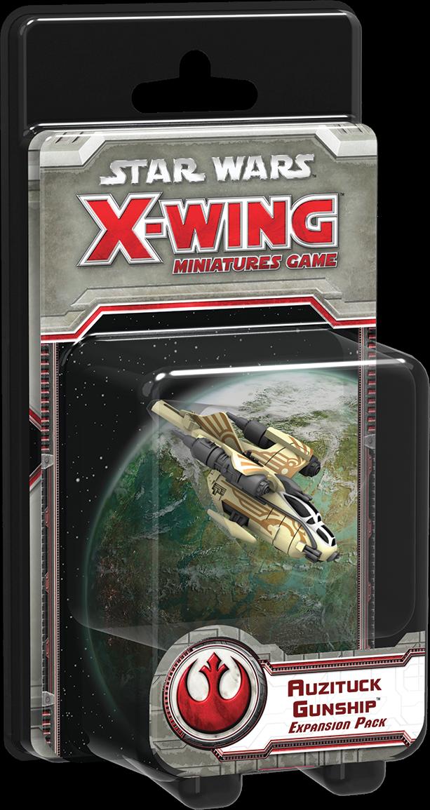 Star Wars X-Wing: Auzituck Gunship