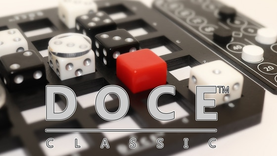 DOCE™ CLASSIC - Gaming on a whole new level™