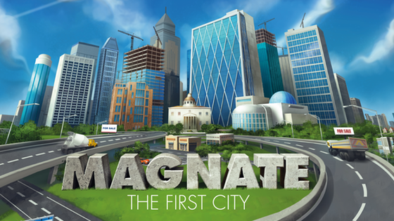 Magnate: The First City