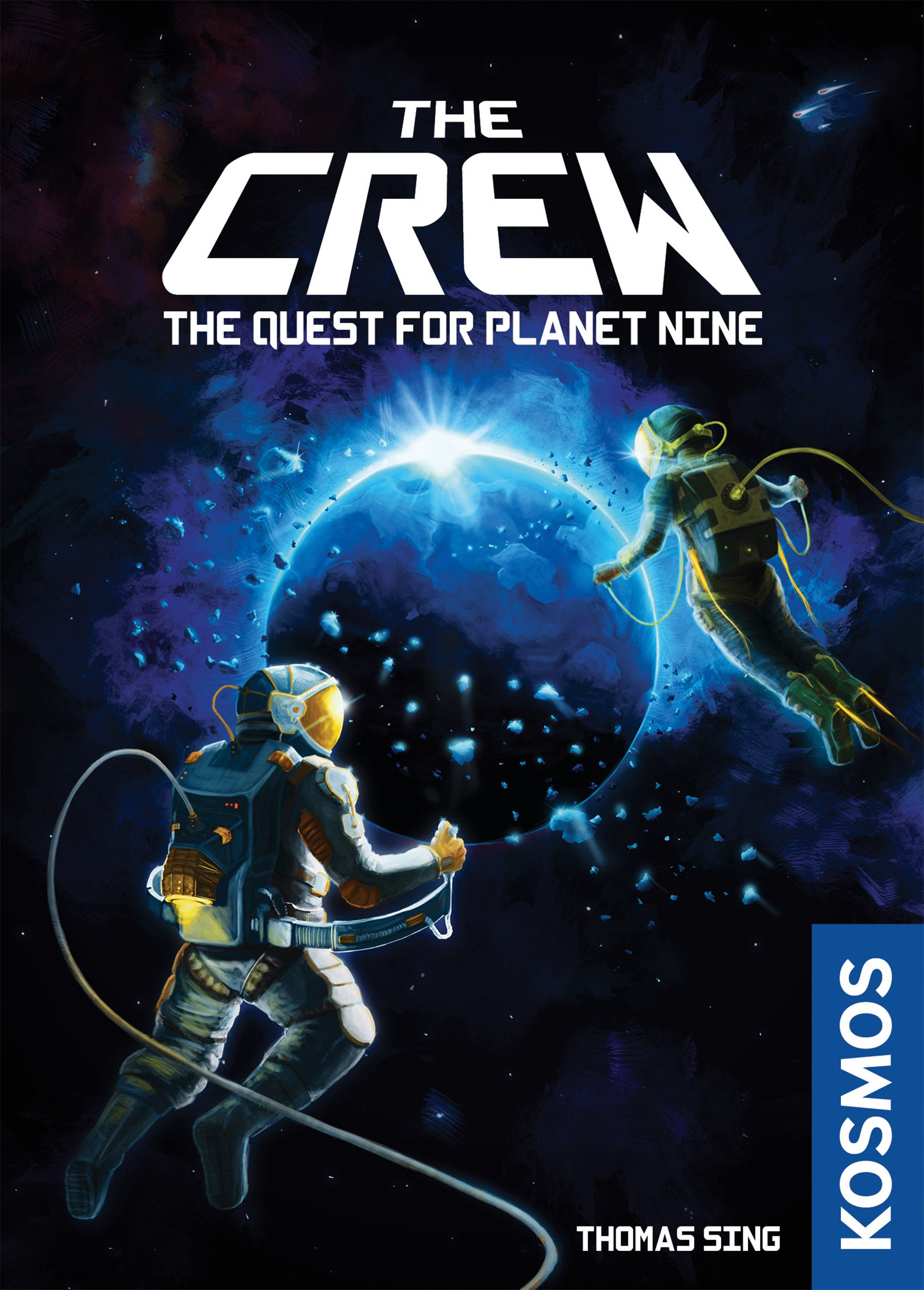 The Crew: The Quest for Planet Nine