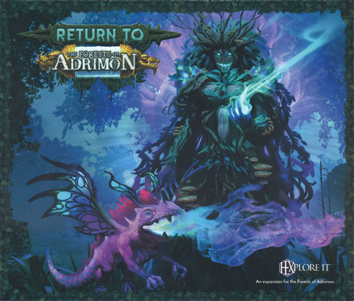 HEXplore It: Return to the Forests of Adrimon