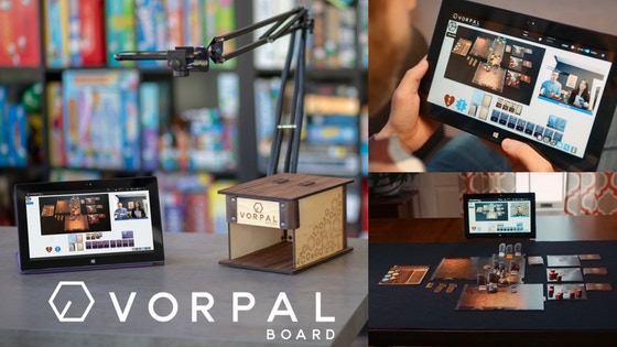 Vorpal Board