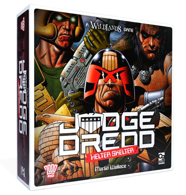 Judge Dredd: Helter Skelter