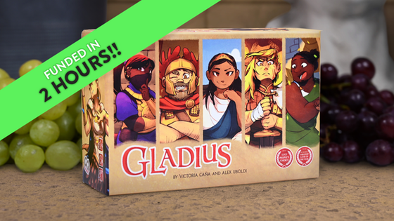 Gladius: A Game of Spectacle and Sabotage