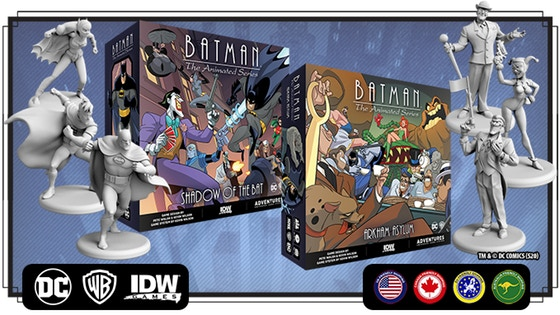 Batman: The Animated Series Adventures