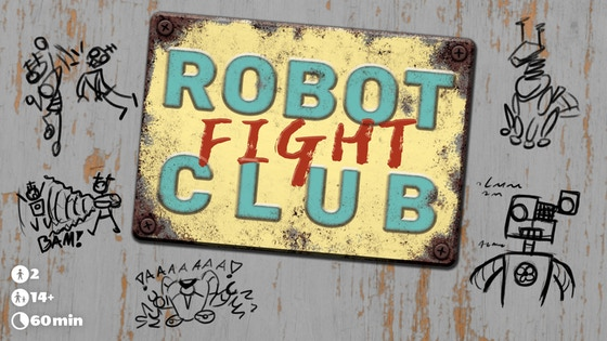 Robot Fight Club