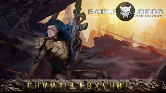 Charlie Foxtrot: A Battlelords Sourcebook
