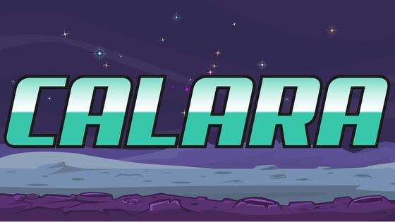 Calara - 1v1 Card Battle In Space