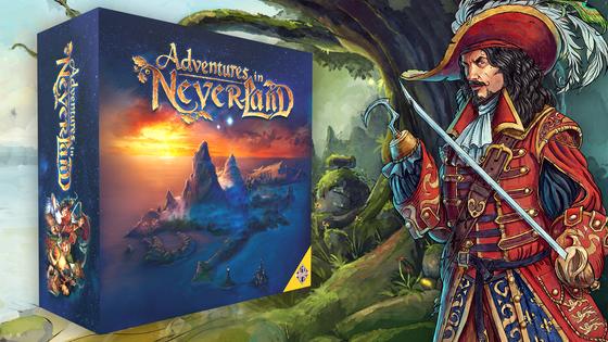 Adventures in Neverland